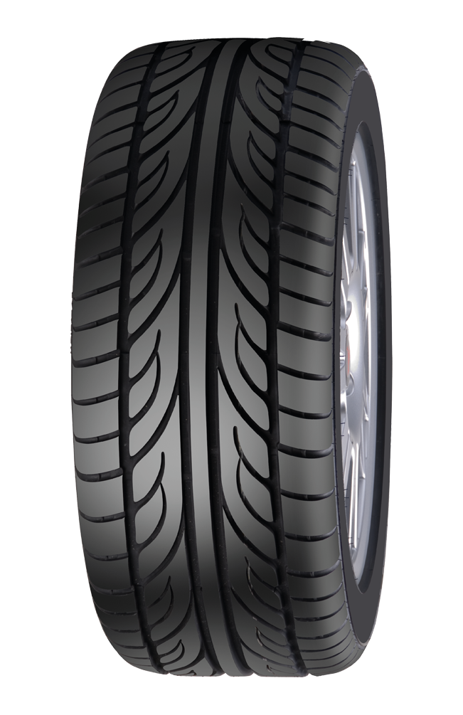 Forceum's Sporty Tire | Hena