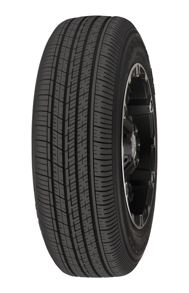 Forceum's Highway Tire | Heptagon HT