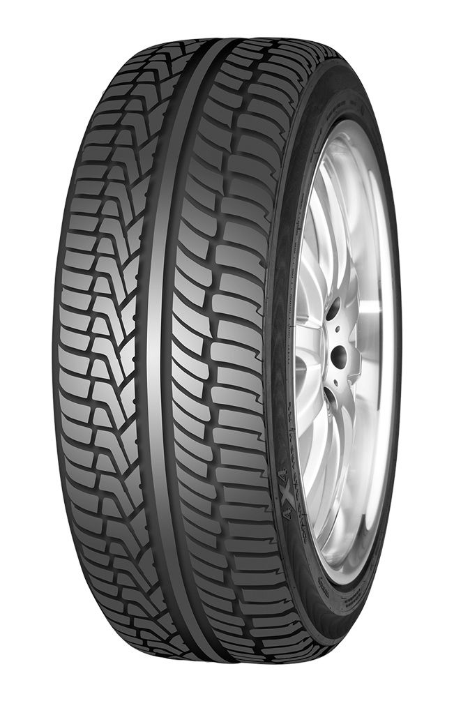 Forceum's SUV Tire | Heptagon SUV