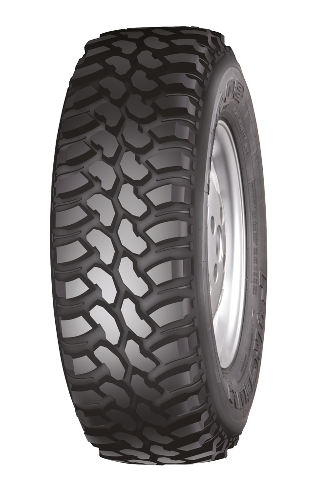Forceum's Mud-Terrain Tire | MT-08