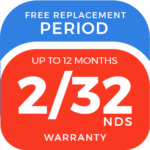 Forceum Tire | Free Replacement Period Warranty