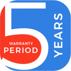 Forceum Tire | 5 Year Warranty Period